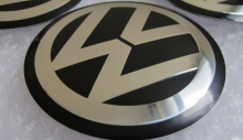 Volkswagen naafdop Stickers 70mm _img
